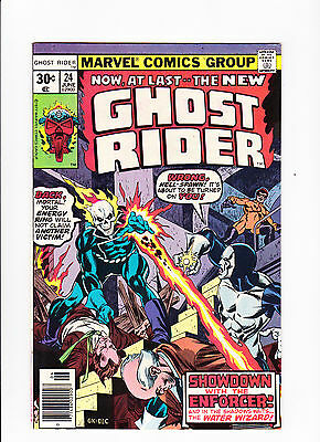 """Ghost Rider  No.24    :: 1977 ::    :: """"Showdown With The Enforcer!"""" ::"""