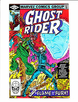 Ghost Rider   No.72    : 1982 :     : Clown Cover! :