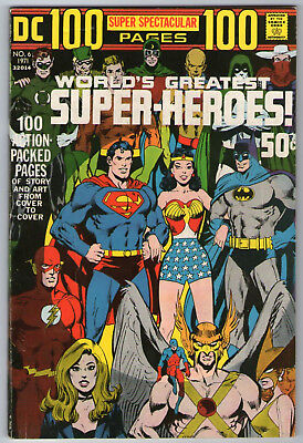 Dc 100 Page Spectacular   6   Neal Adams  Cover