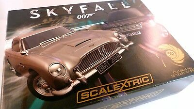 Scalextric C3268A Skyfall 007 limited Edition