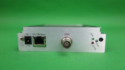 Sylon VSIP2 H.264 MPEG-4 Security Encoder Security Video Audio Sound Equipment