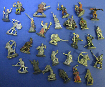 Assorted Citadel, Grenadier etc Fastasy Gaming Mini`s Multi-List 2 oop