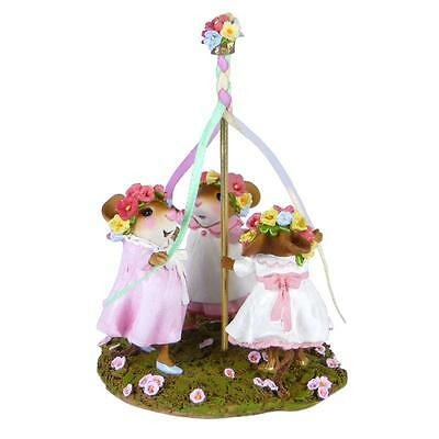 Wee Forest Folk M-482 May Day Merriment