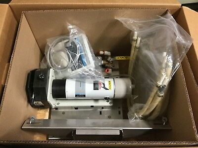 New Thermo Scientific 950-0000 Masterflex Pump W/ Cole Parmer 7591-50 Pump Drive