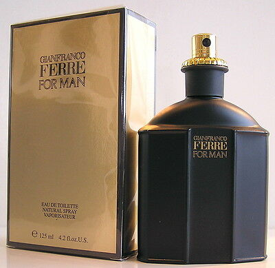Gianfranco Ferre  FERRE  FOR MAN 125 ml EDT Spray