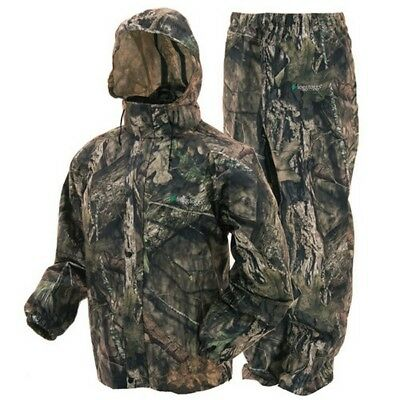 Frogg Toggs AS1310-62MD Men's All Sport Suit Mossy Oak Break Up Country - Med
