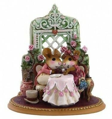 Wee Forest Folk M-435 Miss Mousey, Will You Marry Me?