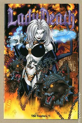 Lady Death The Rapture (1999) #1DF VF 8.0