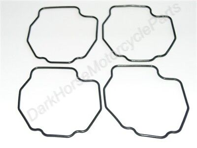 4x Carburetor Carb Float Bowl Gaskets Yamaha VMX1200 XVZ1200 XVZ1300 18-2852