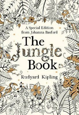The Jungle Book A Special Edition from Johanna Basford 9781784872380