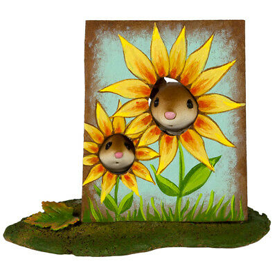 Wee Forest Folk M-311g Sunflower Smiles - Limited 1 Year