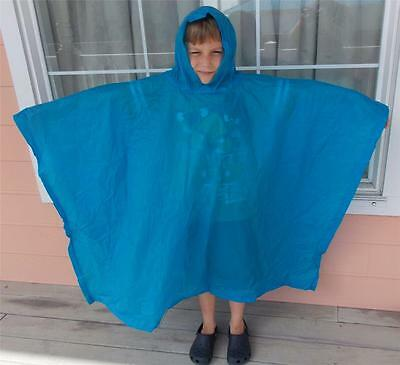 Day Out with Thomas the Tank Engine Pancho Rain Slicker windbreaker limited HTF