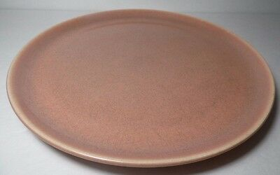 OLD RUSSEL WRIGHT American Mid Century Modern STEUBENVILLE CORAL DINNER PLATE