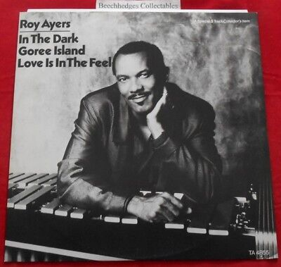 Roy Ayers In The Dark 12""
