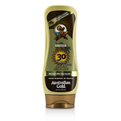 Australian Gold Lotion Sunscreen Broad Spectrum SPF 30 with Instant 237ml Womens