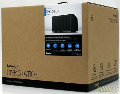 Synology Diskstation DS1515+ Series NAS  ** BRAND NEW **  5 Bays