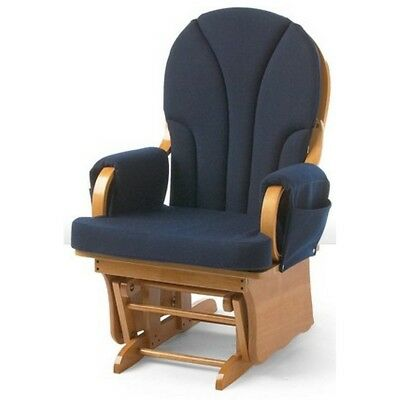 Lullaby Adult Glider Rocker, Natural - 4201046