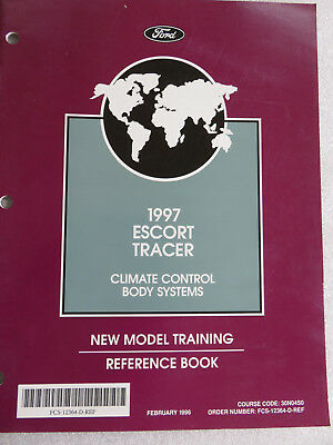 1997 ford escort factory service manual
