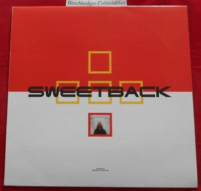 "Sweetback Gaze 12"" Promo"