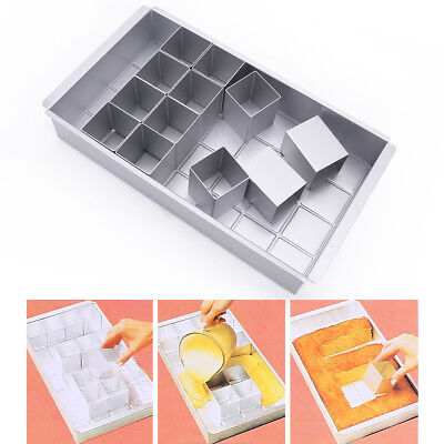 Cake Tins Alphabet Letters Numbers Cake Baking Pan Decorating Cake Cutter Mould