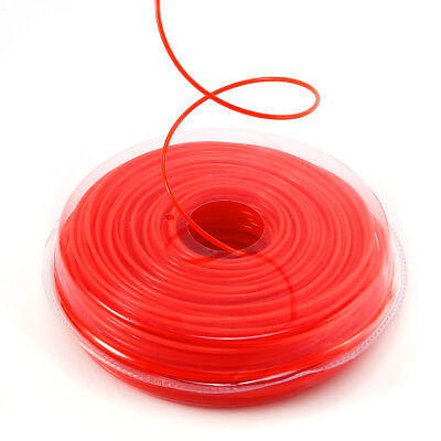2.4mm 3mm x 90 Metres 4mm x 10 Metres Round Strimmer Line Cord String Wire