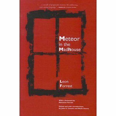 Meteor in the Madhouse - Paperback NEW Leon Forrest 2011-11-30