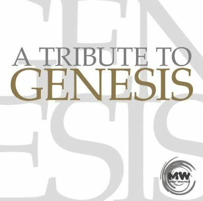 Various - A Tribute To Genesis SACD Music and Ar NEW