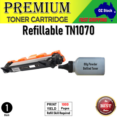 Refillable TN1070  Refill TN-1070  for Brother HL1110 DCP1510 MFC1810 HL1210W