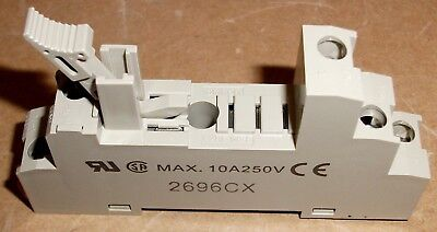 5 Pcs Genuine Omron Din Rail Mount Relay Socket P2Rf-05-E For G2R-1-Sn Relay New