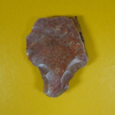 Middle Paleolithic - Aterian Stone Stemmed Point/Tool/Artifact Algeria [ref a07]