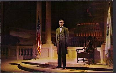 (tt5) Disneyland: Mr. Lincoln