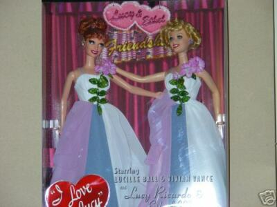 Lucy & Ethel Buy the Same Dress - 2007 - NRFB
