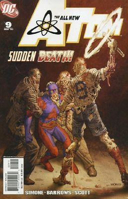 The All New Atom #9 NM 2007 DC Comic Book