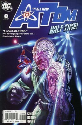 The All New Atom #8 NM 2007 DC Comic Book