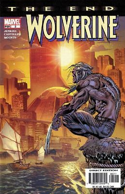 Wolverine: The End #2 NM 2004 Marvel Comic Book