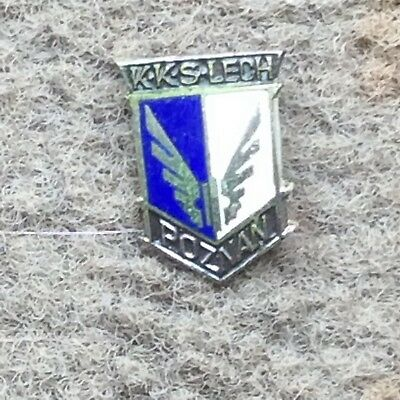 Lech Poznan FC badge from Poland