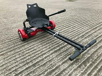 2017 Model Go Kart Seat Add On Attachment for Balance Board Segway Hoverboard