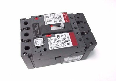 NEW .. GE Spectra RMS 30A Circuit Breaker w/ 20A Trip Cat# SELA36AT0030 .. UD-18