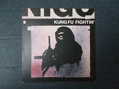 "Nigo Kung Fu Fightin' 12"" Mo Wax 2000 MWR 127"