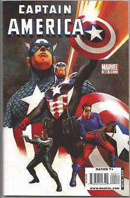 CAPTAIN AMERICA #600 Back Issue (S)