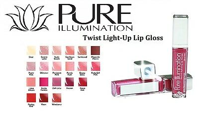 Pure Illumination Push Button Lip Gloss. Variety of Colors Available!