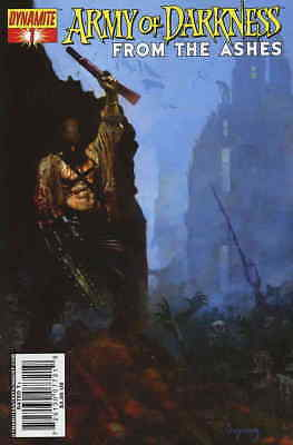 Army of Darkness: From the Ashes #1A VF/NM; Dynamite | save on shipping - detail