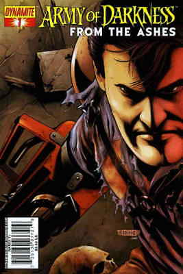 Army of Darkness: From the Ashes #1B VF/NM; Dynamite | save on shipping - detail