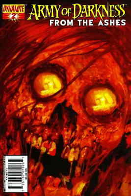 Army of Darkness: From the Ashes #2A VF/NM; Dynamite | save on shipping - detail
