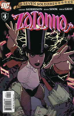 Seven Soldiers: Zatanna #4 VF/NM; DC | save on shipping - details inside