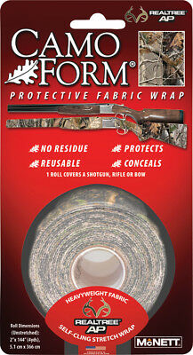 Mcnett 19600 Camo Form Protective Fabric Wrap Protects Equipment From Dirt