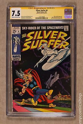 Silver Surfer (1968 1st Series) #4 CGC 7.5 SS 1323120008