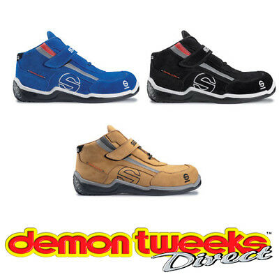 Sparco Racing H High Top Motorsport/Rally Leisure Shoes/Boots