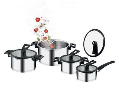 fissler topfset eur 38 00 picclick de. Black Bedroom Furniture Sets. Home Design Ideas