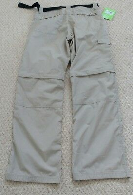 Craghoppers Womens Kiwi Convertible Trousers Size Uk 10 (New!)